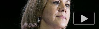 Mª Dolores Cospedal participa en el 14 Congreso Nacional de NNGG