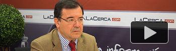 Francisco Molinero, candidato número dos al Congreso de los Diputados del Partido Popular por la provincia de Albacete.