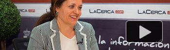 María Teresa García, candidata al Senado de Ciudadanos por Albacete.