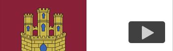 Bandera de Castilla-La Mancha.