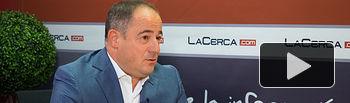 Emilio Sáez, diputado del PSOE en las Cortes de Castilla-La Mancha.