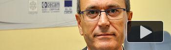 Abraham Sarrión, presidente de CEOE CEPYME Cuenca.