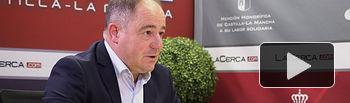 Emilio Sáez, candidato del PSOE a la alcaldía de Albacete