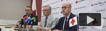 Presentación de los actos del Día Mundial de Cruz Roja y Media Luna Roja.