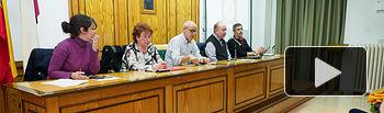 Presentación de la Plataforma Albacete Concejo Abierto en el Ateneo de Albacete