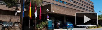 El SESCAM invertirá 15,5 millones de euros en la redacción y obras del plan director del Hospital de Albacete, en la foto.
