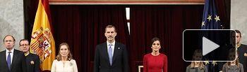 Acto institucional del 40 aniversario de la Constitución Española