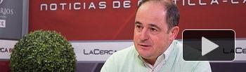 Emilio Sáez, secretario general Agrupación Local PSOE Albacete.
