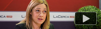 Carmen Picazo, candidata a la Presidencia de la JCCM por Ciudadanos