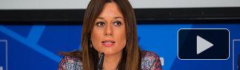 Ana Isabel Férnandez Samper, directora general de Turismo de Castilla-La Mancha