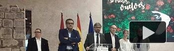 """Presentación """"Ruta del Vino de La Manchuela"""". FITUR 2019"""