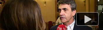 Victorino Martín, presidente de la Fundación Toro de Lidia en Albacete