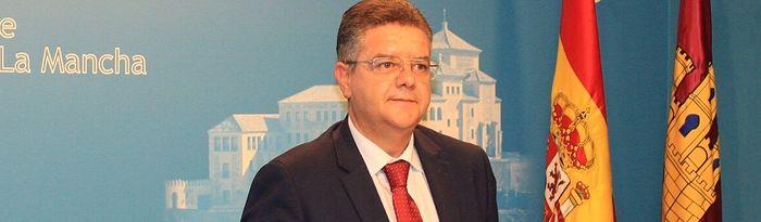 José Antonio Moreno, portavoz de Sanidad del Grupo Parlamentario Popular en las Cortes de Castilla-La Mancha.