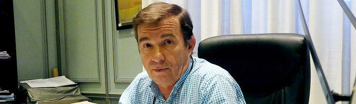 David Cuesta, diputado provincial.