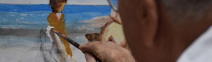 Valdepeñas busca la colaboración de artistas para celebrar el Día del Arte con un vídeo de sus trabajos.