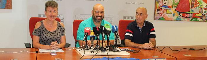 Presentada la XXIII Media Maratón Memorial Mariano Rivas Rojano