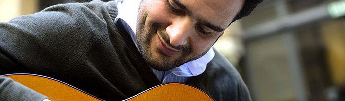 Diego del Morao, guitarrista.