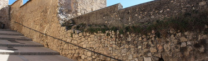 Muro Calle Santa Lucía