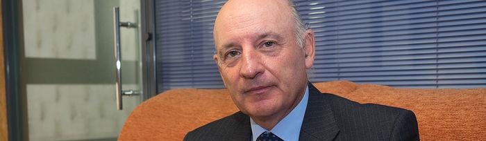 Vicente Rouco, presidente del Tribunal Superior de Justicia de Castilla-La Mancha.