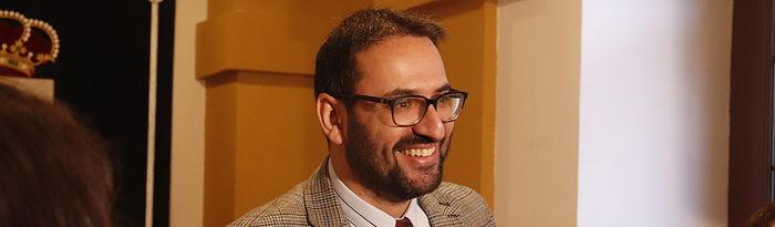 secretario de Organización del PSOE de Castilla-La Mancha, Sergio Gutiérrez,.