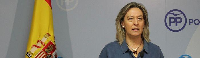 Ana Guarinos, vicepresidenta segunda de las Cortes de Castilla-La Mancha, y parlamentaria regional por Guadalajara.