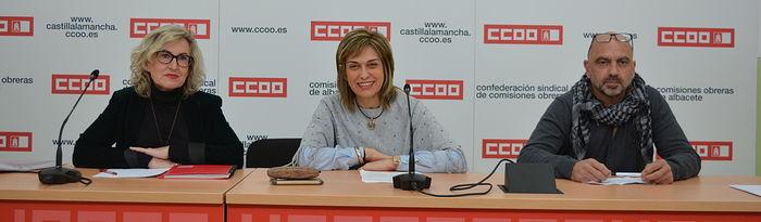 CCOO propone un plan de inversiones para el Instituto Municipal de Deportes de Albacete ante los problemas que atraviesa.
