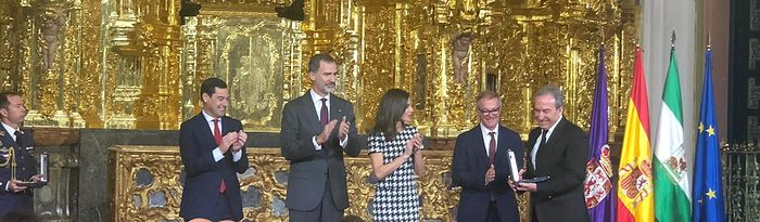 Medalla Oro Bellas Artes a José Luis Perales.