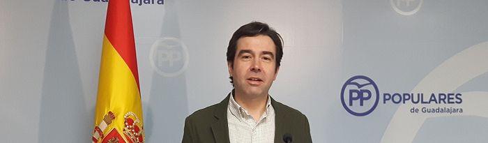 Lorenzo Robisco portavoz adjunto del Grupo Popular en las Cortes regionales.