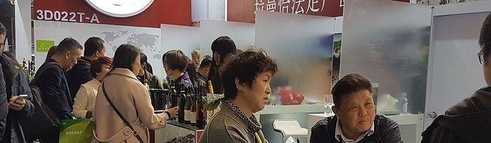 Pasada edición de la Feria de Chengdú.