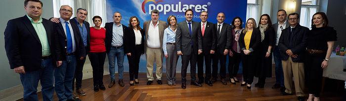 Candidaturas del PP de Albacete al Congreso y al Senado