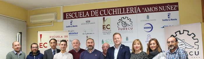 Escuela de la Cuchillería 'Amós Núñez' .