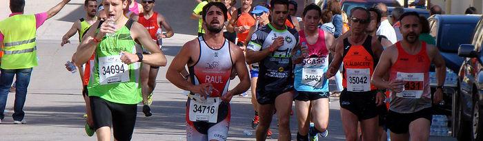V Carrera Popular de Higueruela. Foto: Villaescusa.