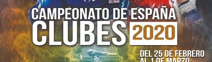 Campeonato de España de Boxeo de clubes 2020.