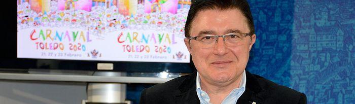 Teo García, concejal de Cultura.
