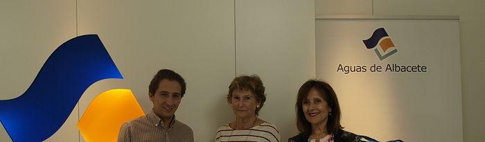Aguas de Albacete colabora con Manos Unidas