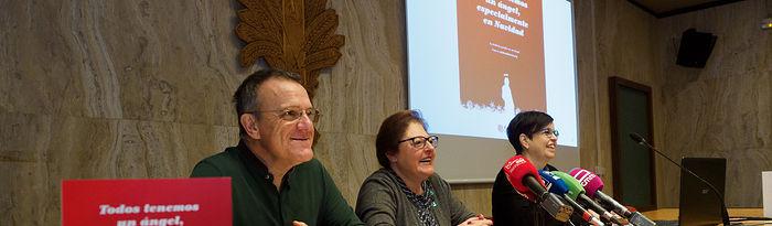 Presentación de la campaña de navidad de Cáritas Albacete. Foto: Manuel Lozano García / La Cerca