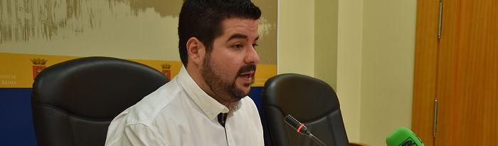 Daniel Tito, viceportavoz municipal.