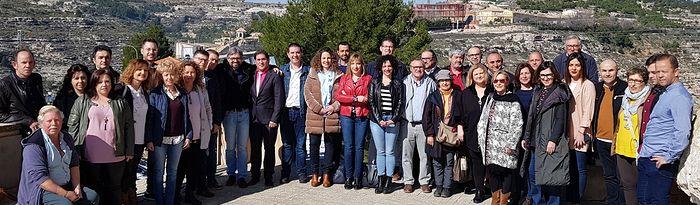El Consejo Comarcal del PSOE en La Manchuela muestra su apoyo al contenido de los presupuestos de Diputación.