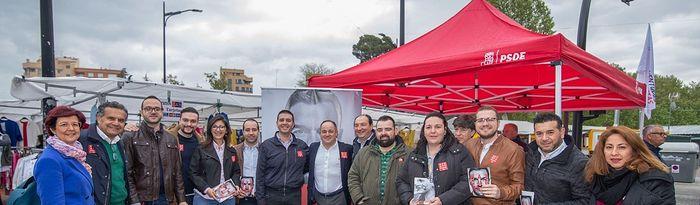PSOE Albacete en Los Invasores.
