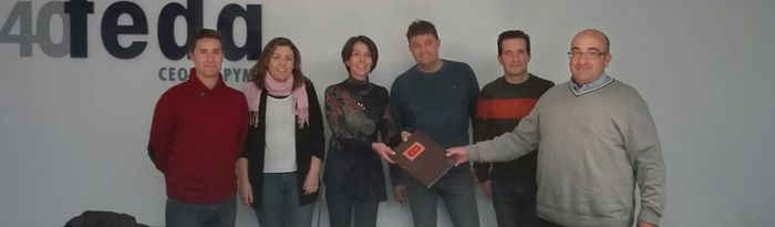Nueva junta directiva de la Asociación de Autoescuelas de Albacete, AECABA