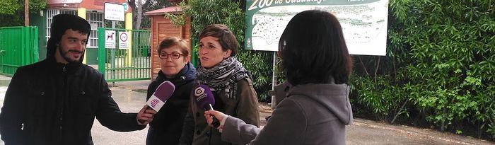 Elena Loaisa, concejala de Ahora Guadalajara.