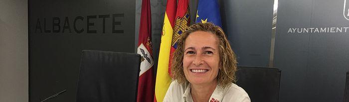 Concejala de Ganemos Albacete, Mª José Simón