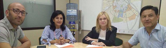 Reunión Ciudadanos Albacete - UPA.