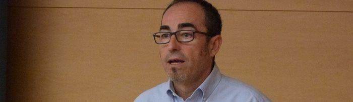 Paco de la Rosa, secretario regional de CCOO.