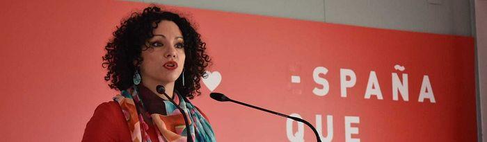 María Luisa Vilches, diputada nacional del PSOE por Albacete.