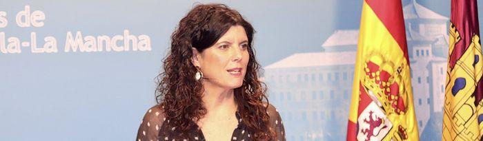 Josefina Navarrete, diputada regional del PSOE.