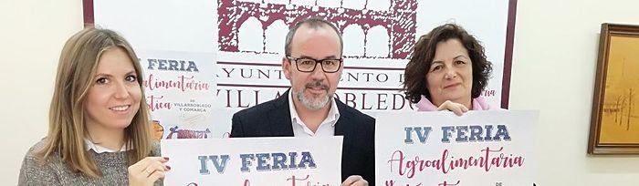 ADEVI organiza la IV Feria Agroalimentaria y Turística de Villarrobledo y comarca