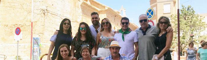 Nuevas Generaciones participa en las fiestas de Villamalea