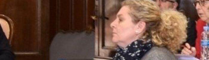 Susana Alcalde, vicepresidenta 5ª y diputada de Economía y Hacienda.