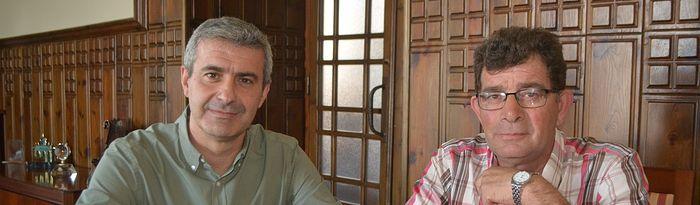 Álvaro Gutiérrez nota reunión alcalde Manzaneque.